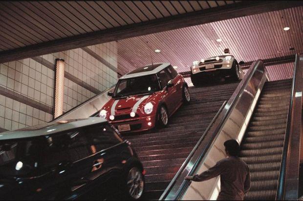 Terungkap, Mobil MINI Film Italian Job Ternyata Mobil Listrik