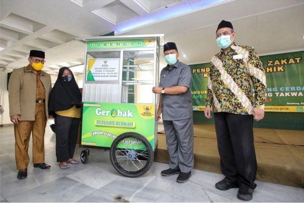 Selama Pandemi, Baznas Kota Bandung Salurkan Dana Rp22,8 Miliar