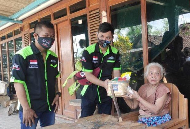 Ngegas Bareng Bold Riders Madiun dalam Ride to Heppiii Community