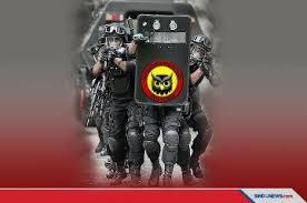 Tim Densus 88 Antiteror Tangkap 2 Terduga Teroris di Surabaya dan Tuban