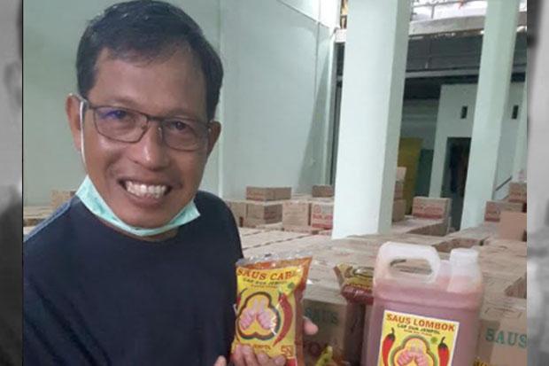 Berkat SNI, Saus Lombok Dua Jempol Tangguh saat Pandemi
