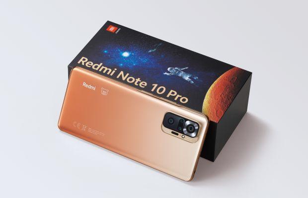 Xiaomi Rilis Edisi Terbatas Redmi Note 10 Pro di Mi Fan Festival 2021