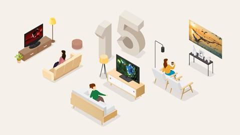 Inilah Kilas Balik 15 Tahun Kepemimpinan Samsung TV