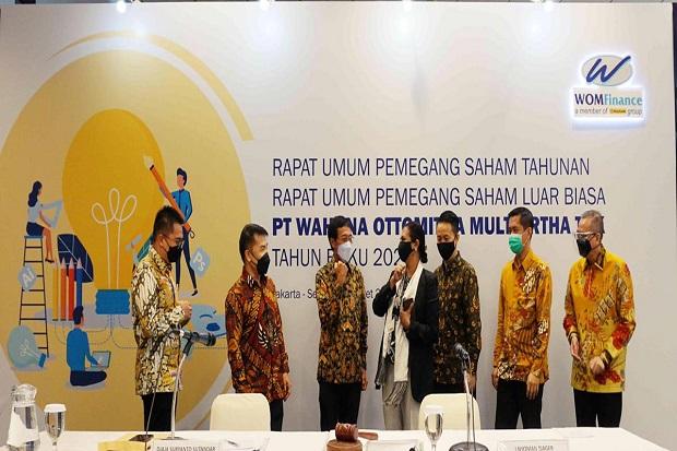 WOM Finance Optimistis Catatkan Kinerja Positif di 2021