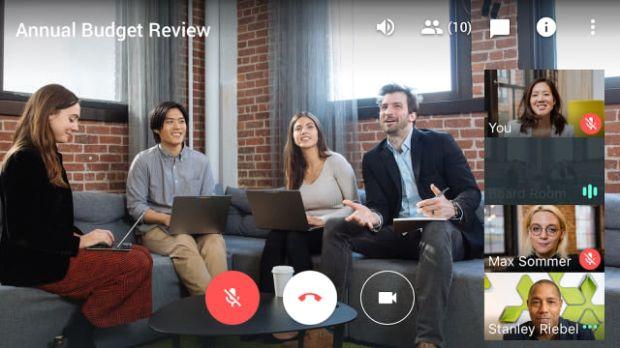 Google Meet Gratis Video Call Tanpa Batas Waktu Diperpanjang