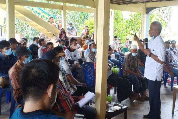UMI Gelar Sekolah Lapang untuk Petani Pembudidaya Udang di Pangkep