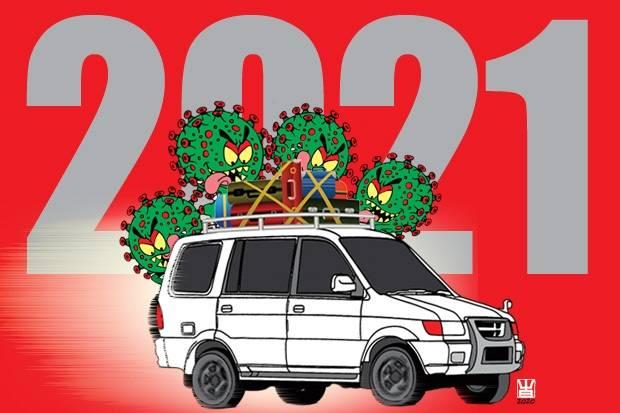 Mudik Lebaran, Kendaraan Masuk Jawa Tengah Harus Kantongi Izin Gubernur
