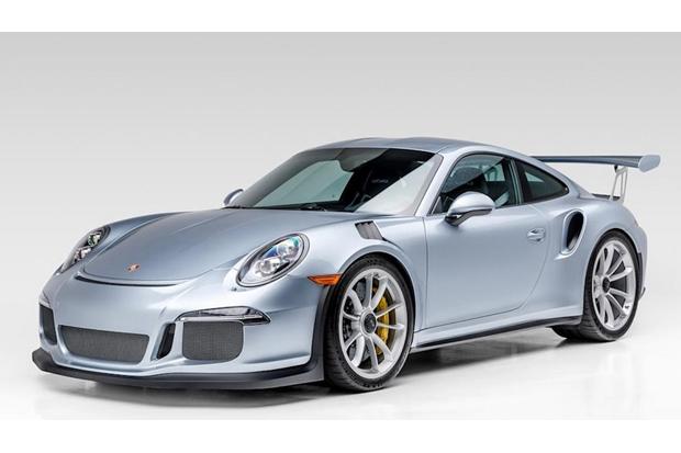 Prosche 911 GT3 RS Custom Eks Jerry Seinfeld Dilelang, Berminat?