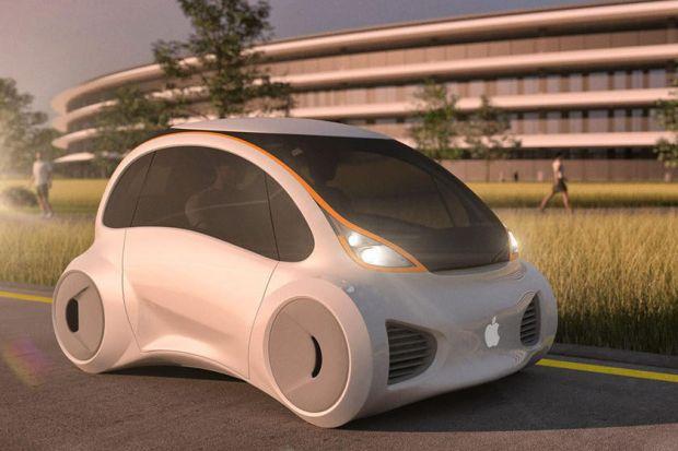 Pabrikan Mobil Dunia Diam-diam Takut dengan Mobil Apple