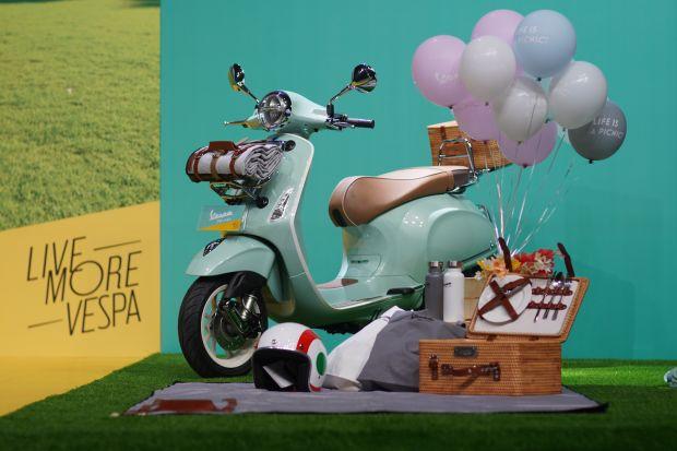 Piaggio Indonesia Kenalkan Vespa Picnic Limited Edition Seharga Rp50 Juta