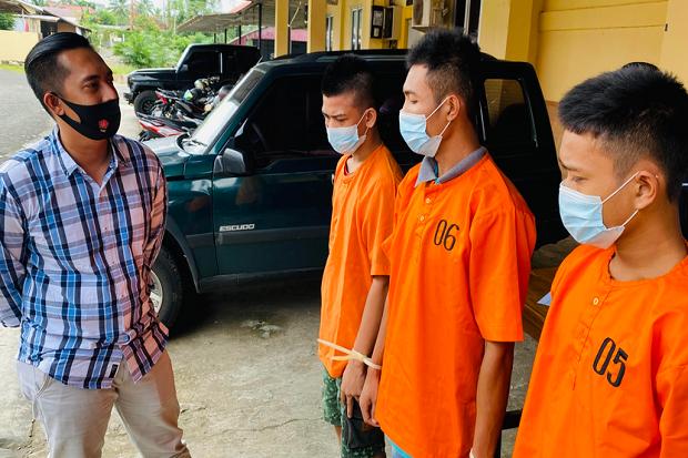 Pemuda Bengkulu Utara Babak Belur Dihajar 8 Remaja