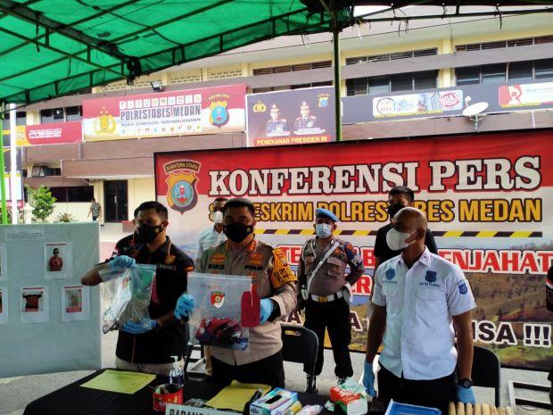 Pembunuh Sopir Angkot di Medan Ternyata Kernetnya Sendiri, Alasannya Sering Dimarahi