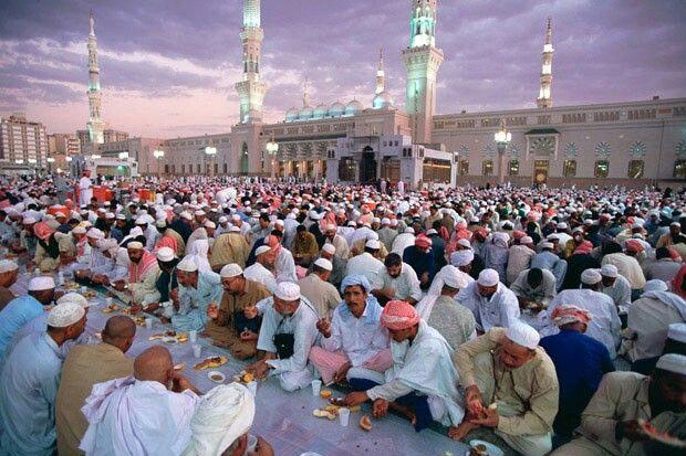 Ramadhan, Arab Saudi Larang Buka Puasa dan Sahur di Masjid