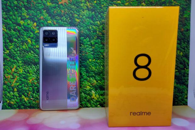 Review realme 8, Smartphone Stylish dengan Kemampuan Menjanjikan