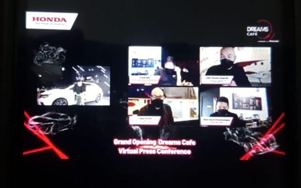 HPM Hadirkan Dreams Café powered by Honda