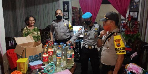 Jelang Ramadan, Polisi di Manado Intens Gelar Operasi Pekat
