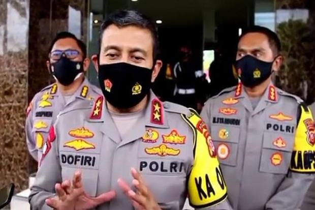 Olah TKP Kilang Minyak Balongan, Kapolda Jabar Tiba di Mapolres Indramayu