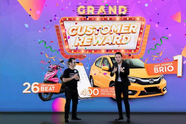 Program Customer Reward Berakhir, Pos Indonesia Berharap Tingkatkan Kepercayaan Pelanggan