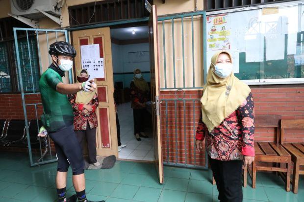 Disidak Gubernur Ganjar, Ada Guru Langgar Protokol Kesehatan di Sekolah