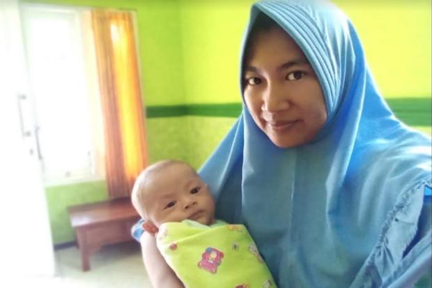 Viral! Nazar Slamet Kesampaian, Bayinya Diberi Nama Dinas Komunikasi Informatika Statistik
