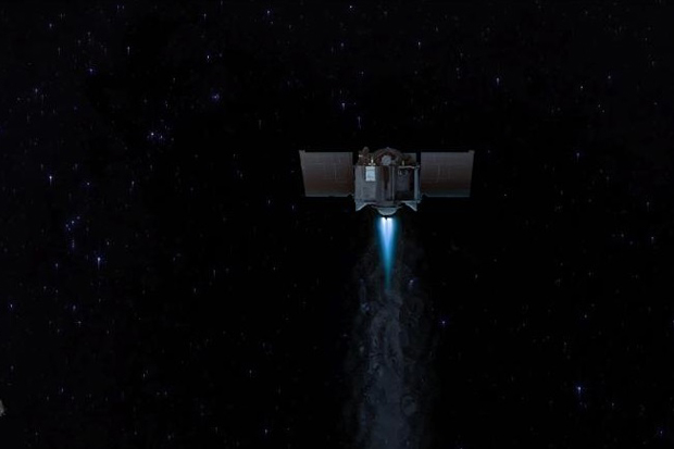 Bawa Batuan Asteroid Bennu, Pesawat OSIRIS-REx NASA Kembali...