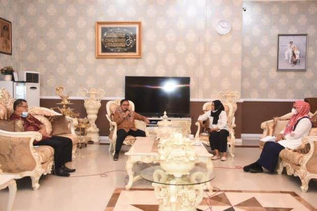 Pelaksanaan Muskomwil Apeksi Jadi Prospek Ekonomi Daerah Kota Gorontalo