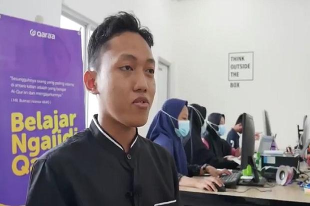 Laris dan Tembus 10 Besar Google Play Store, Qara'a Aplikasi Belajar Al-Quran Buatan Anak Muda Pontianak