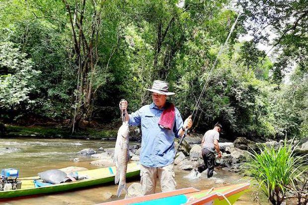 Petarikan, Desa Perawan di Lamandau yang Harus Dijaga Kelestariannya