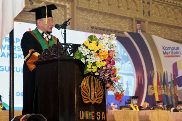 Ketua DPD RI Apresiasi Inovasi Program OPOP di Jawa Timur
