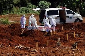 Waduh! Kasus Kematian COVID-19 di Blitar Lampaui Jawa Timur