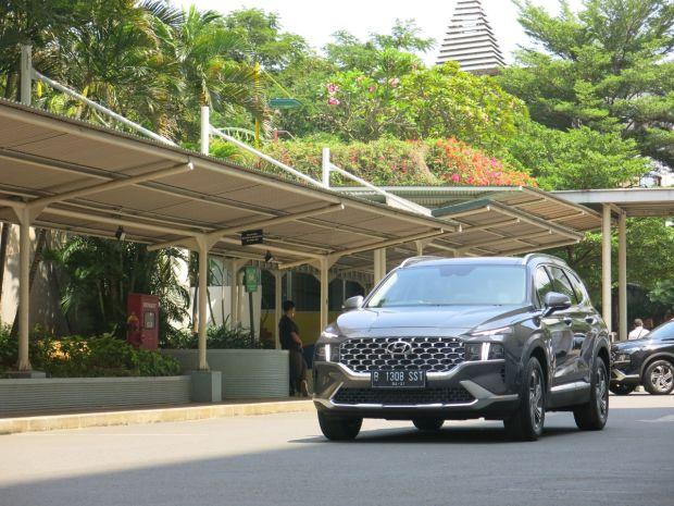 Mengenal Fitur dan Teknologi Unik Hyundai Santa Fe yang Tak Dimiliki SUV Lain