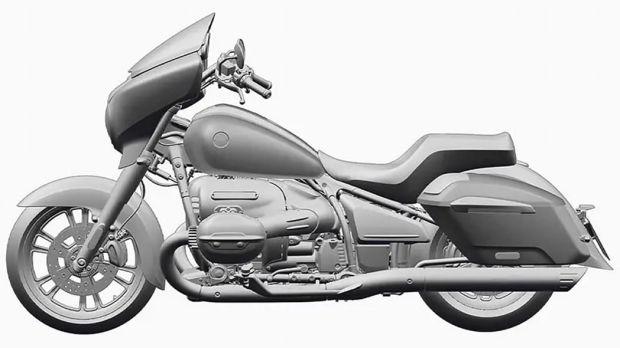 Siap Jungkalkan Harley-Davidson, BMW Siapkan Motor Seukuran Mobil