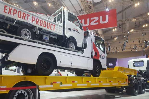 UD Trucks Resmi Bergabung dengan Isuzu Motors