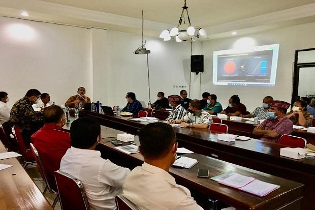 KPK Dorong Pemkab Manggarai Barat Tingkatkan Kualitas Tata Kelola Pemerintahan