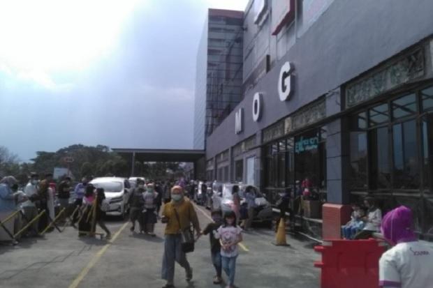 Gempa Besar Guncang Malang, Pengunjung Mall dan Hotel Berhamburan