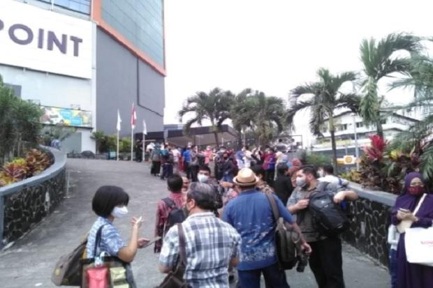 Diguncang Gempa M 6,7, Lift Hotel di Malang Goyang-goyang Tamu Panik
