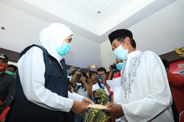 Keluarga Korban Meninggal Akibat Gempa di Malang Dapat Santunan Rp10 Juta