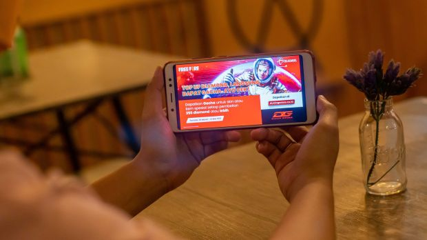 Mau Dapat Special Item Free Fire? Top Up Dulu lewat Dunia Games Telkomsel