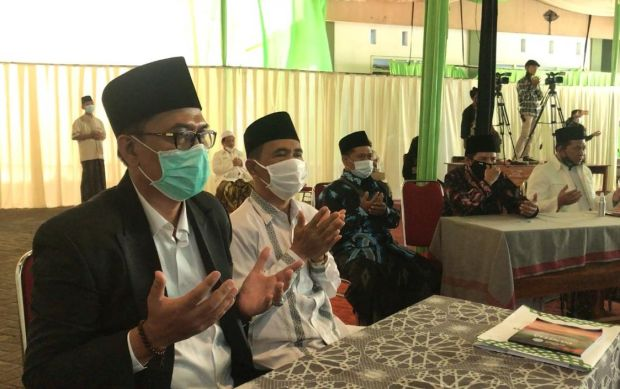 Doa Ahli Qur'an Jatim untuk Korban Gempa Besar Malang