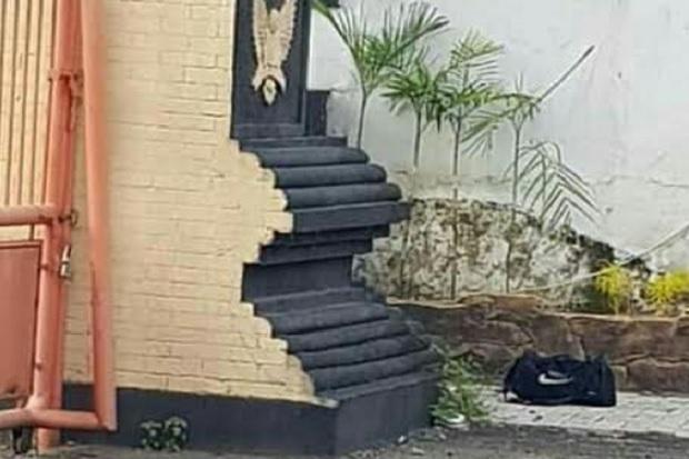 Dua Kali Diledakan, Tas Misterius di DPRD Kota Kediri Ternyata Berisi Bata Merah