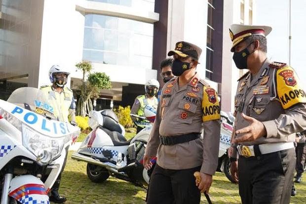 Kapolda Jateng: Pemudik Lolos di Jabar dan Jatim, Jangan Harap Bisa Masuk ke Jateng