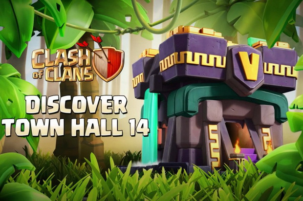 Bersiaplah! Clash of Clans Telah hadir Dengan Town Hall 14