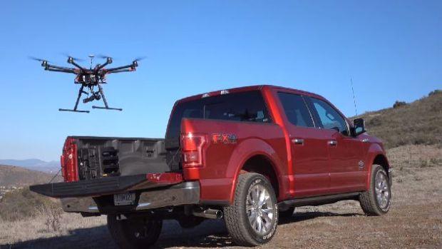DJI, Produsen Drone, Ramaikan Industri Mobil Otonom