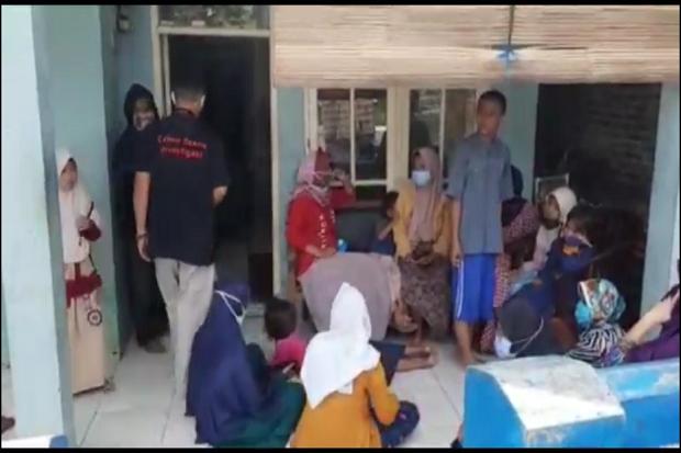 Tangis Pecah di Tasikmalaya, Ibu Hamil 8 Bulan Tewas Tenggelam Saat Mencuci Pakaian