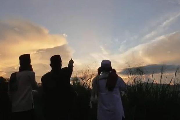 Jamaah Tarekat Syattariyah Sumatera Barat Baru Memulai Puasa Ramadhan Besok
