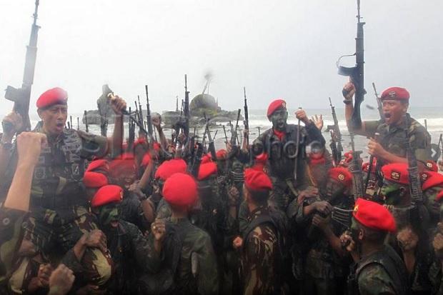 Jejak Operasi Prajurit Kopassus di Kalimantan, Papua dan Timor