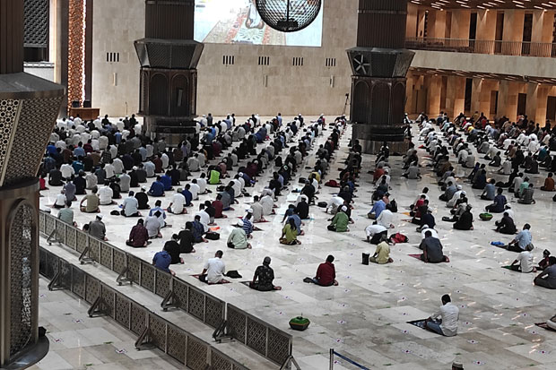 Doa Kamilin, Doa Setelah Sholat Tarawih yang Bisa Diamalkan