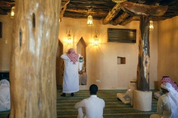 Saudi Channel Tayangkan Masjid-masjid Bersejarah selama Ramadhan
