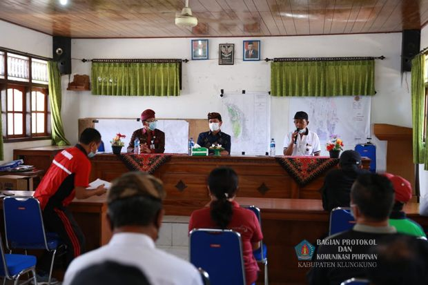 Wujudkan 100 Persen TOSS Desa, Bupati Suwirta Genjot Pengelolaan Sampah