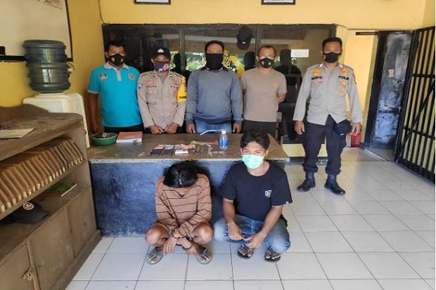Gerebek Pesta Sabu, Dua Pemuda Bima Ditangkap Polisi